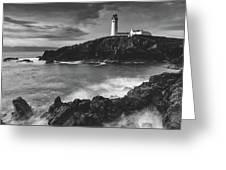 Coast Of Ireland Greeting Card