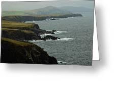 Coast To Coast Greeting Card