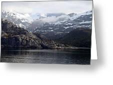 Coastal Beauty Of Alaska 1 Greeting Card