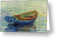 Coastal Lullaby Greeting Card