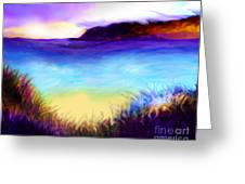 Coastal Greeting Card