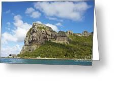 Coastal Peak Greeting Card