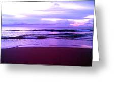 Coastal Sunrise 1 Greeting Card