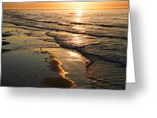 Coastal Sunrise Greeting Card