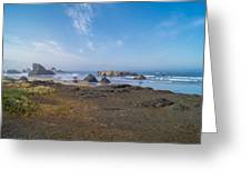 Coastie Greeting Card