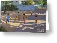 Cochin Greeting Card