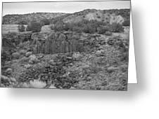 Cochiti Rocks Greeting Card