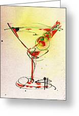Cocktail #6 Greeting Card