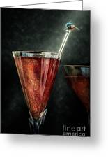Cocktail Time Greeting Card