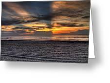 Cocoa Beach-2 Greeting Card