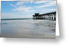Cocoa Beach Florida Greeting Card