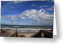 Cocoa Beach Florida Greeting Card