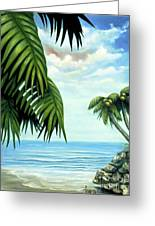 Coconut Cove Greeting Card