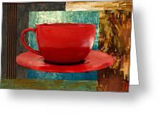 Coffee Lover Greeting Card