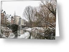 Colchester Reflections Greeting Card