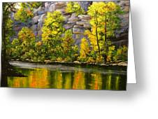 Cold Water Creek Greeting Card