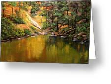 Cold Water Creek II Greeting Card