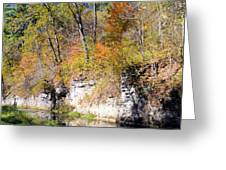 Coldwater Bluffs Greeting Card