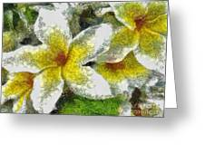 Collage Greeting Card