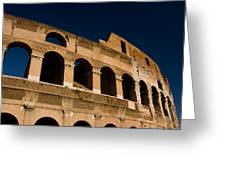 Colliseum 14 Greeting Card