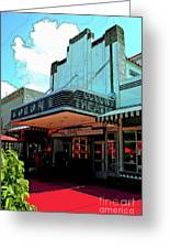 Colony Theatre Greeting Card