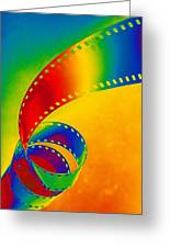 Color 35mm Strip Greeting Card