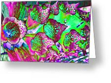 Color Dream Greeting Card