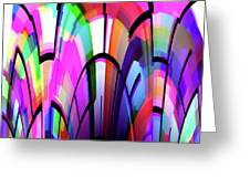 Color Gates Greeting Card