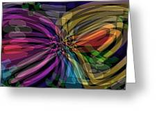 Color Grade Greeting Card by Thomas Smith