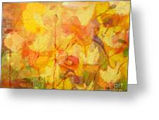 Color Sinfonia Greeting Card