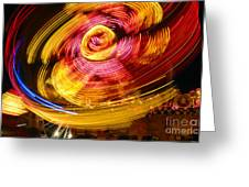 Color Twist Greeting Card