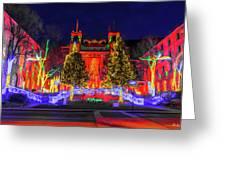 Colorado Christmas Greeting Card