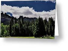 Colorado Colors Of San Juan Greeting Card