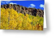 Colorado Fall 3 Greeting Card