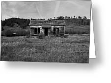 Colorado History Greeting Card