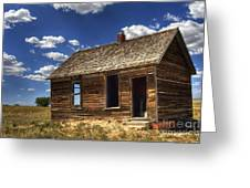 Colorado Homestead Greeting Card