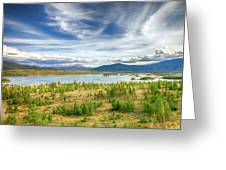 Colorado Landscape Greeting Card