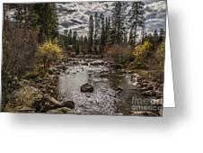 Colorado Mornings Greeting Card