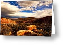 Colorado Mountain Splendor Greeting Card
