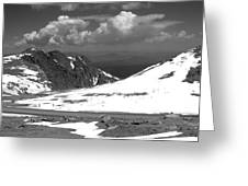 Colorado Mountians 1 Greeting Card