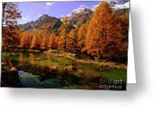 Colorado Nature Greeting Card