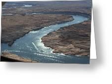 Colorado River Greeting Card