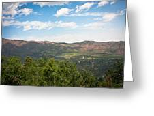 colorado Rockies 9 Greeting Card