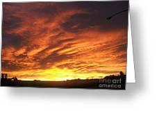 Colorado Sunrise 4 Greeting Card