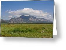 Colorado Wonder Greeting Card