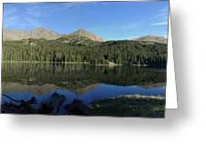 Colorado's Sawatch Range Greeting Card