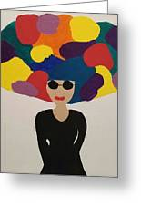 Color Fro Greeting Card