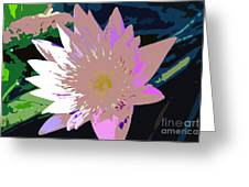 Colorful Beauty Work Number 13 Greeting Card