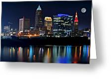 Colorful Cleveland Greeting Card