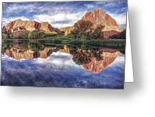 Colorful Colorado Greeting Card